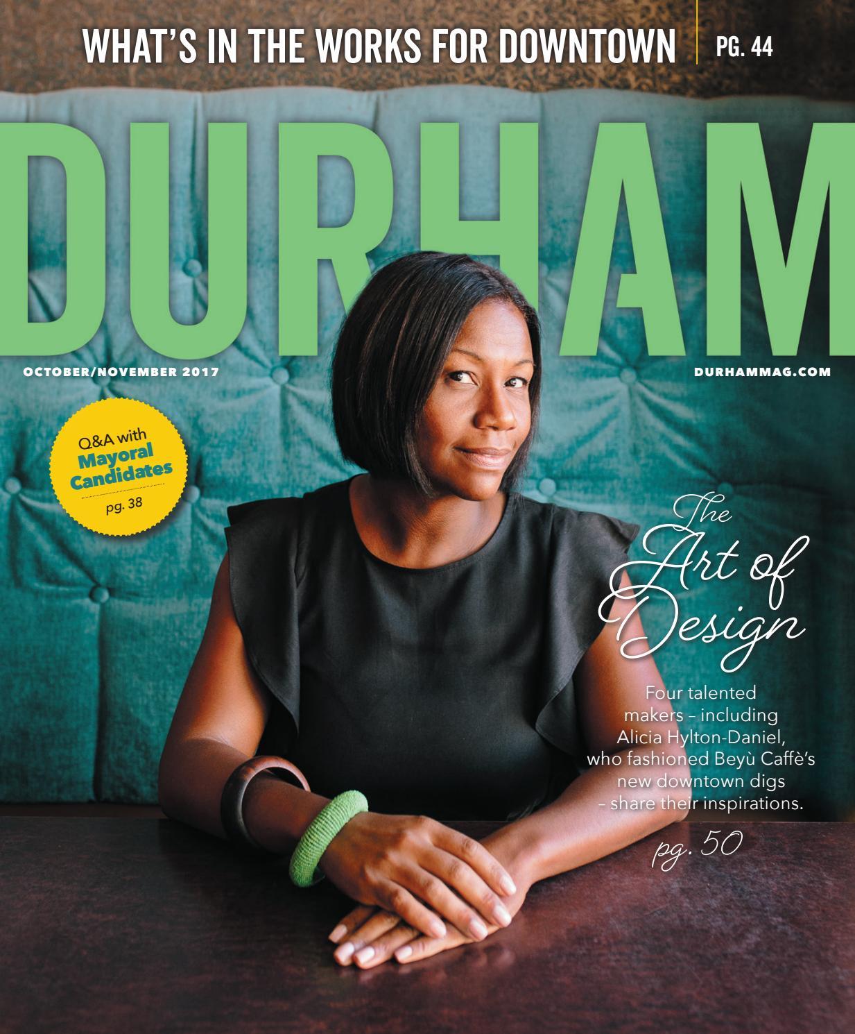 Durham Magazine Oct/Nov 2017 by Shannon Media - issuu