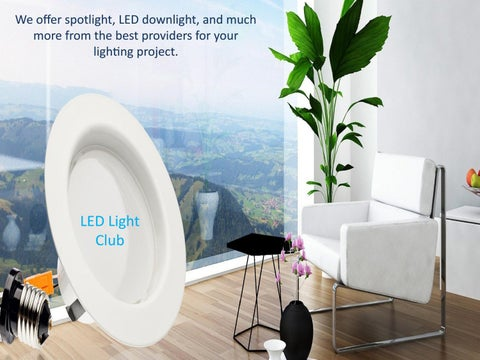led recessed light bulbs led light club usa