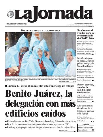 La Jornada 10 05 2017 By La Jornada Issuu