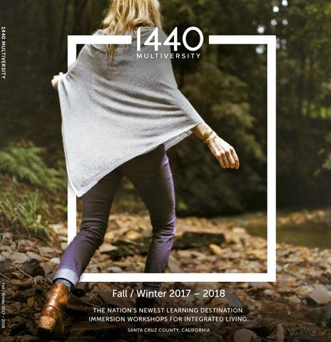1440 Multiversity Fall/Winter 2017 – 2018 Catalog by 1440