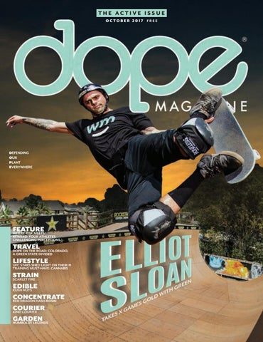 62195457d756 DOPE Magazine - Northern California - The Active Issue - October 2017