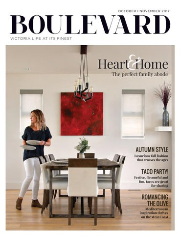 buy online 1c722 0d860 Boulevard Magazine, Victoria - Oct Nov 2017 Issue by Boulevard ...