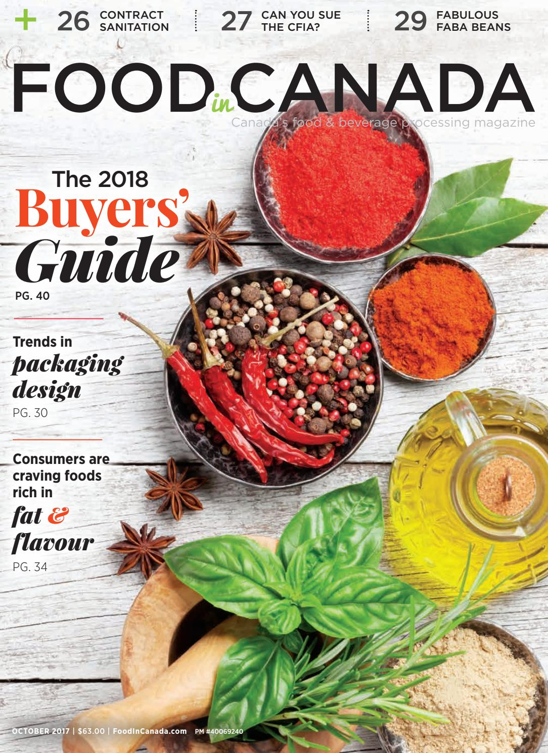 2017 10 01 by farm business communications issuu for Cuisine good food guide 2017