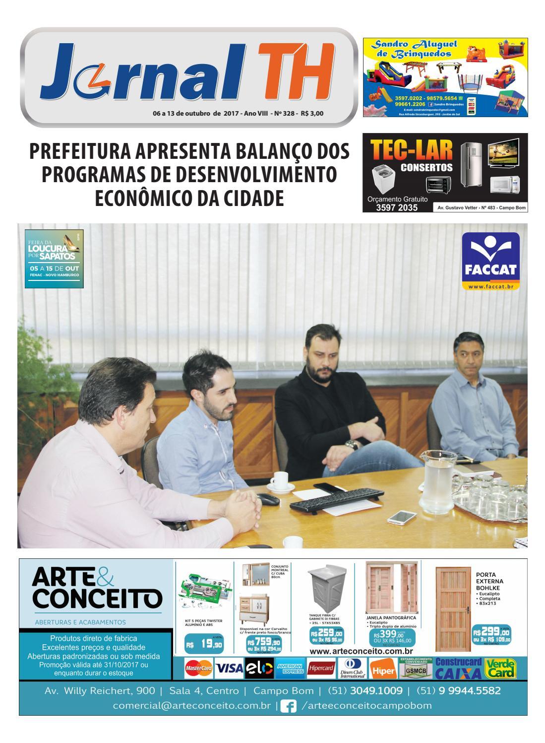 826abbce4 Outubro 2017 1 by Jornal Toda Hora - issuu