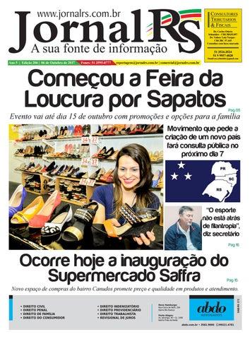 ccbc1e691 Edição 206 Jornal RS - A Sua Fonte de Informação by Jornal RS A Sua ...