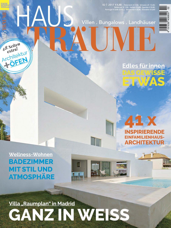 HAUSTRÄUME 2/2017 by Fachschriften Verlag - issuu