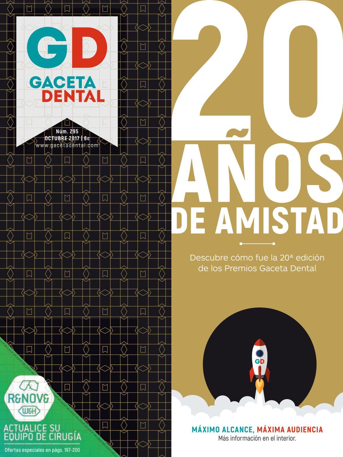 Gaceta Dental - 295 by Peldaño - issuu