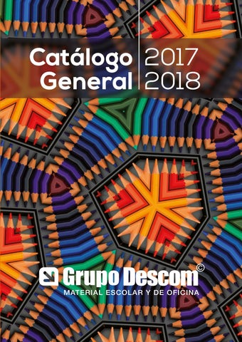 22fa4082d Descom catgen 17 18sin precios by IBERDIDAC - issuu