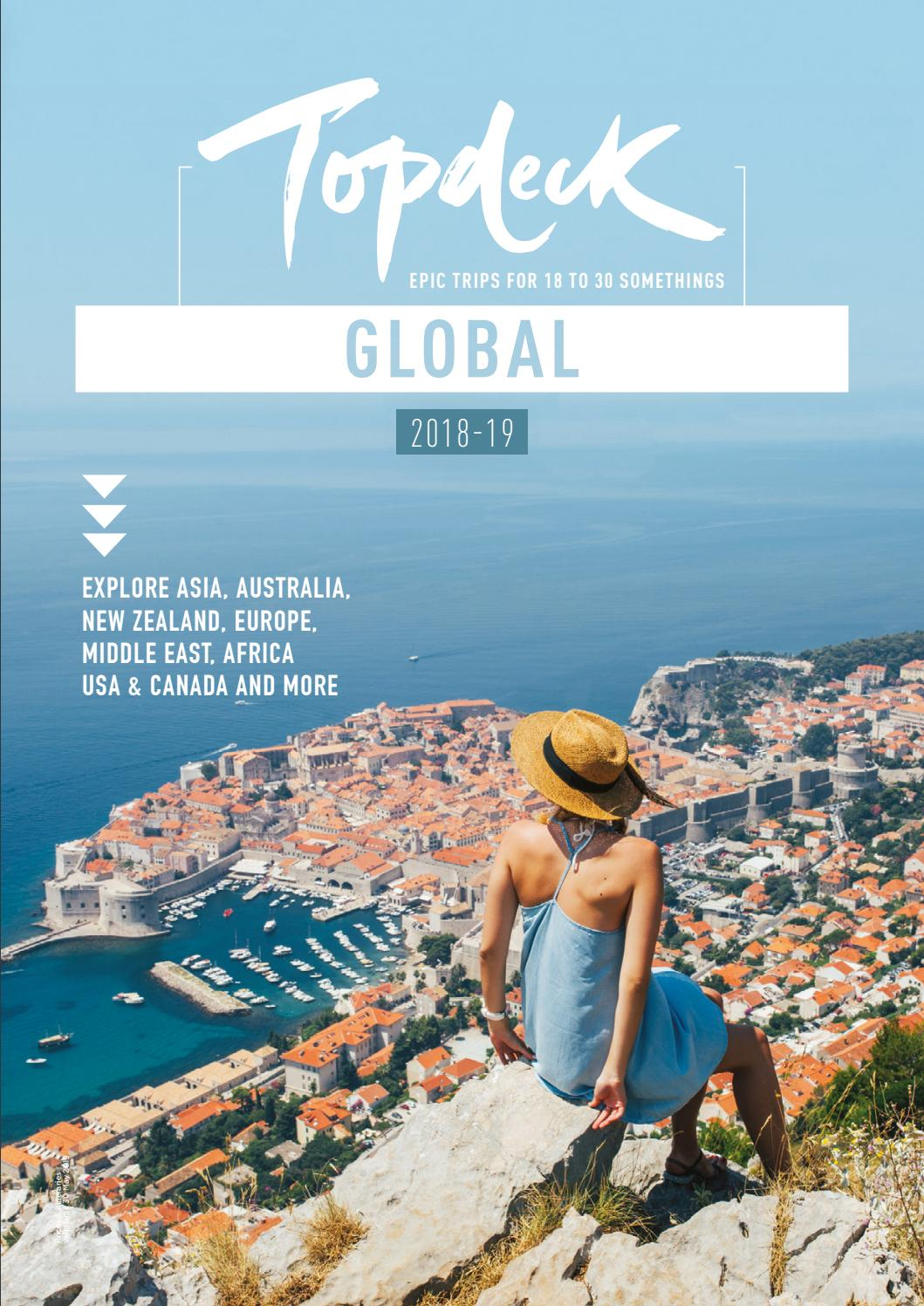 (ZAR) Topdeck | Global 2018/19 by Topdeck Travel - issuu