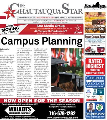 Chautauqua Star October 6 2017 By The Chautauqua Star Issuu