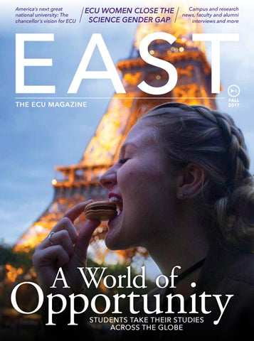 East Fall 2017 By East Carolina University Issuu