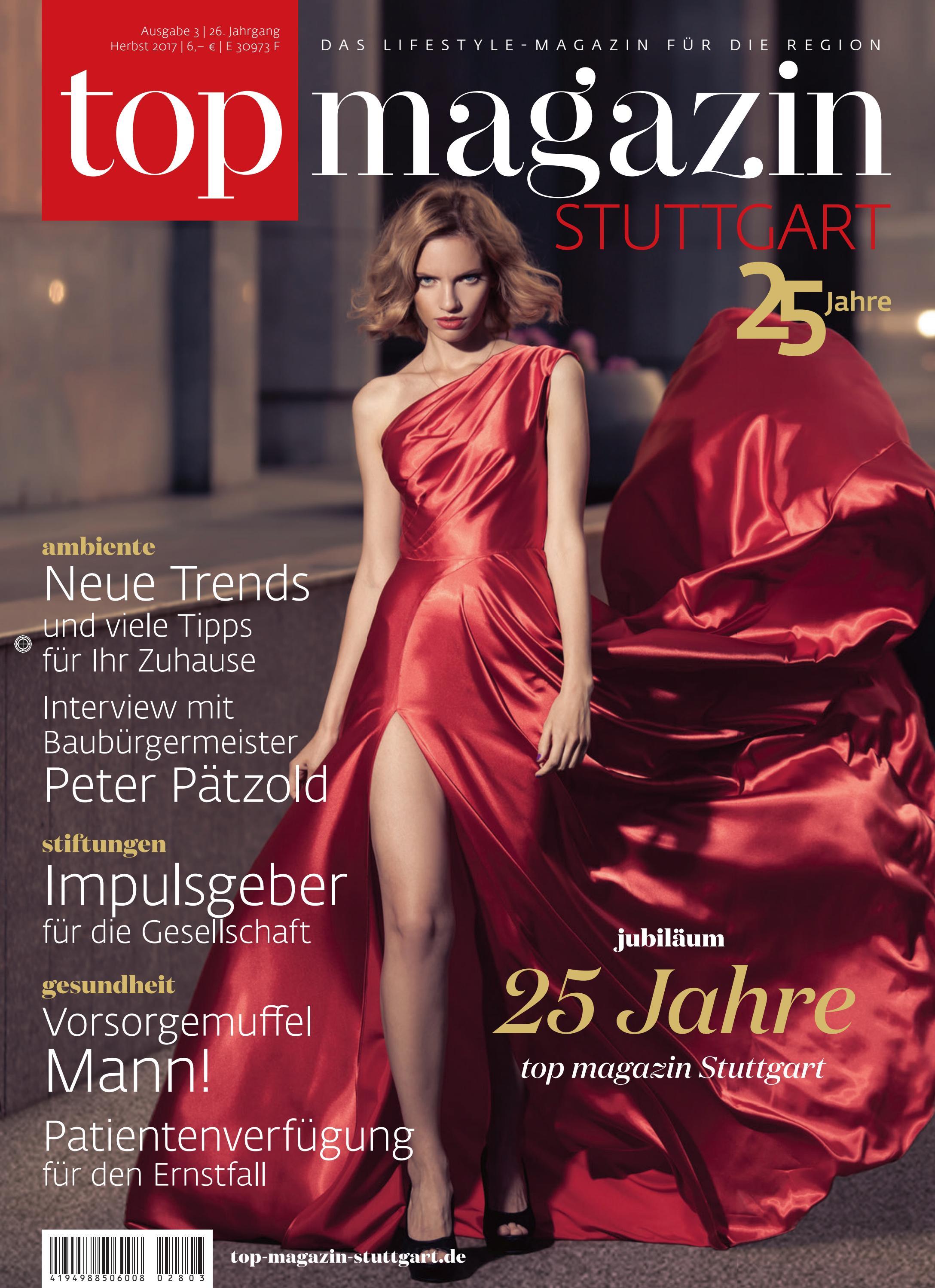 Top Magazin Stuttgart Herbst 2017 by Top Magazin issuu