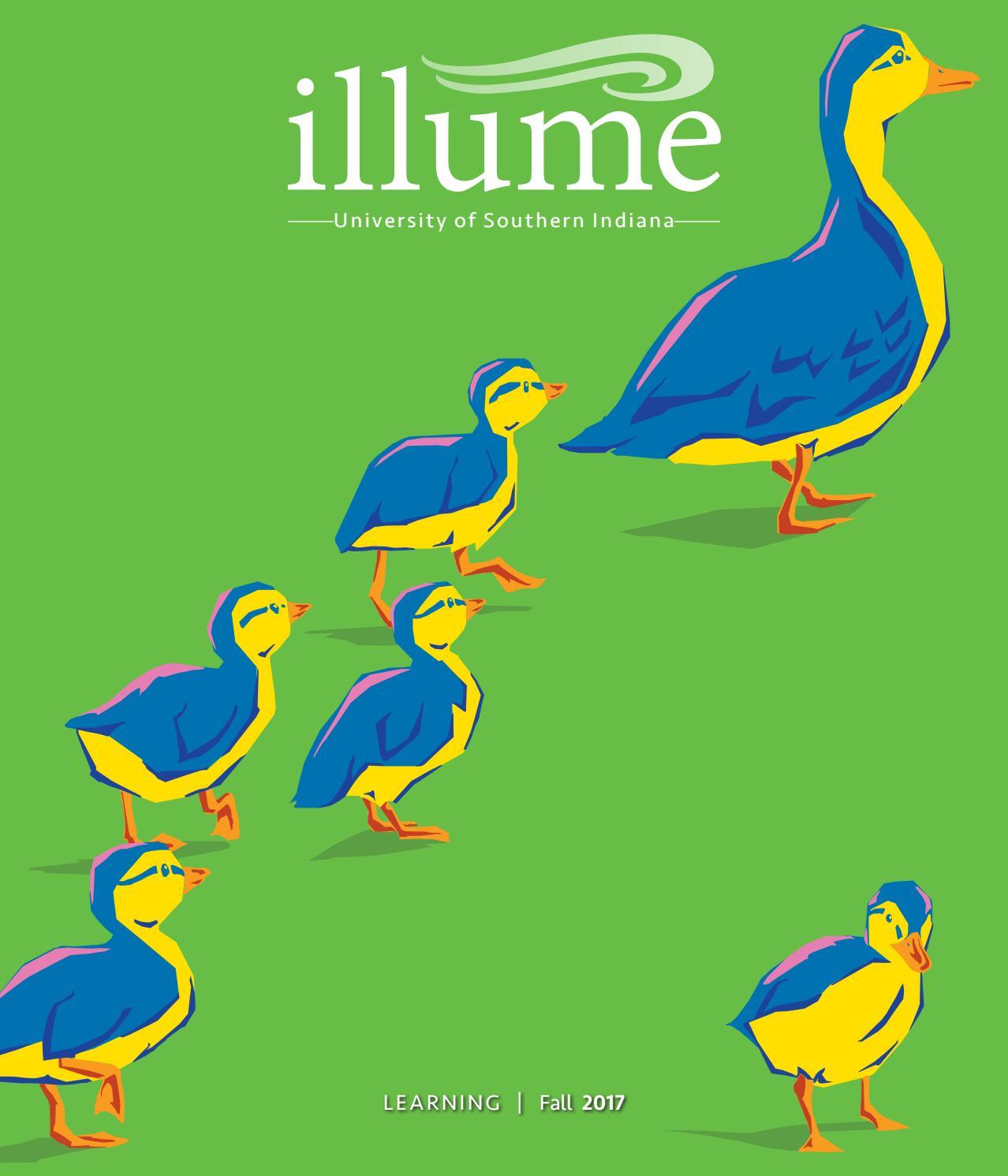 illume Fall 2017 by University of Southern Indiana - issuu