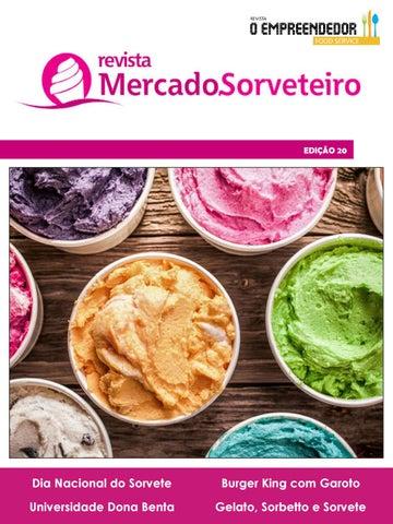 Revista Mercado Sorveteiro ED 20 by Max Foods Comunicação ... dbe95c4eaa3