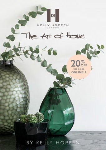 The Art Of Home 2017 By Kelly Hoppen London Issuu