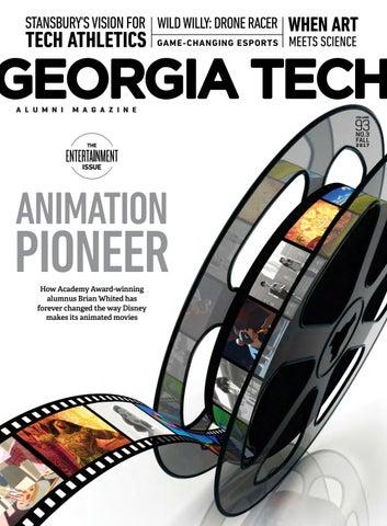 super popular cfdb8 5071a Georgia Tech Alumni Magazine Vol. 93 No. 3 by Georgia Tech A