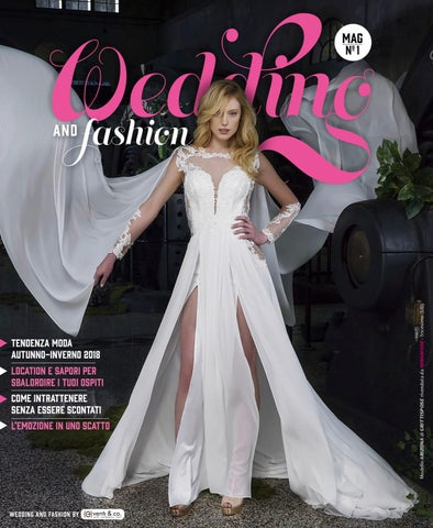 Wedding fashion n° 1 by Wedding and Fashion by Sposo Sposa - issuu 6a966fa3ba07