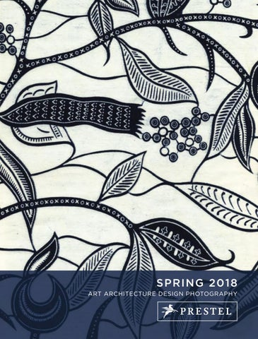 Prestel Spring 2018 Catalogue By Publishing