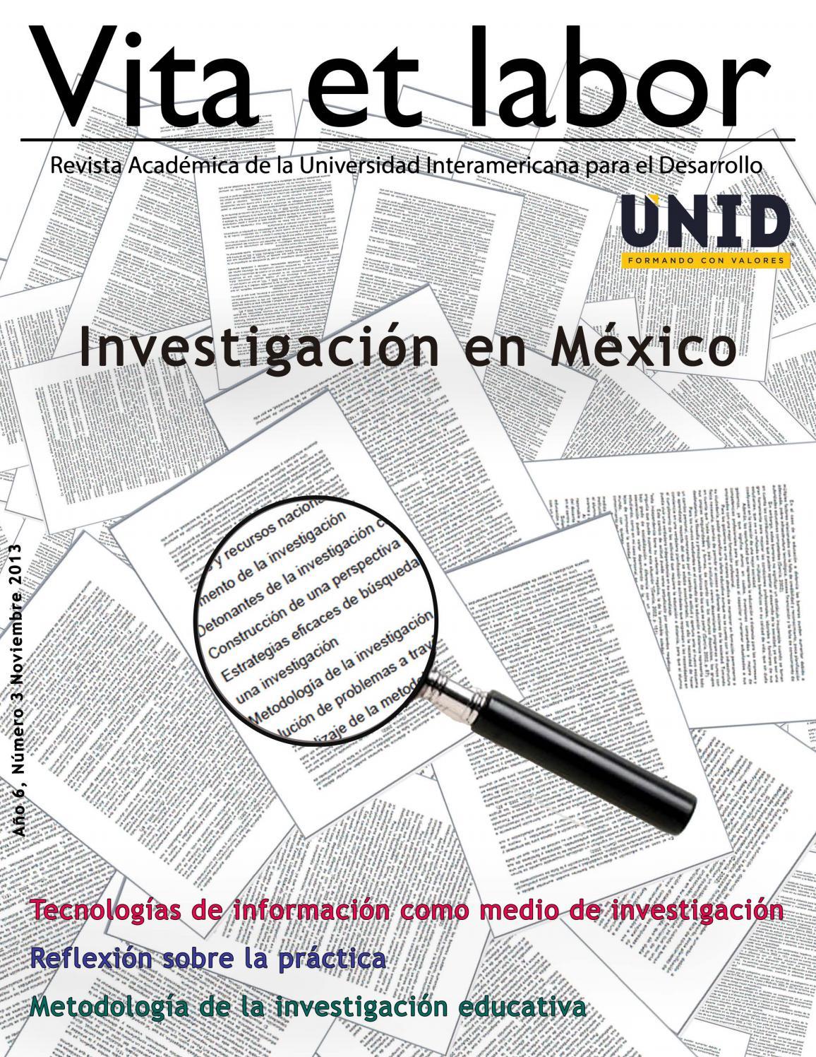 Revista Rumbos en Educación - Primera Edición by Universidad ...