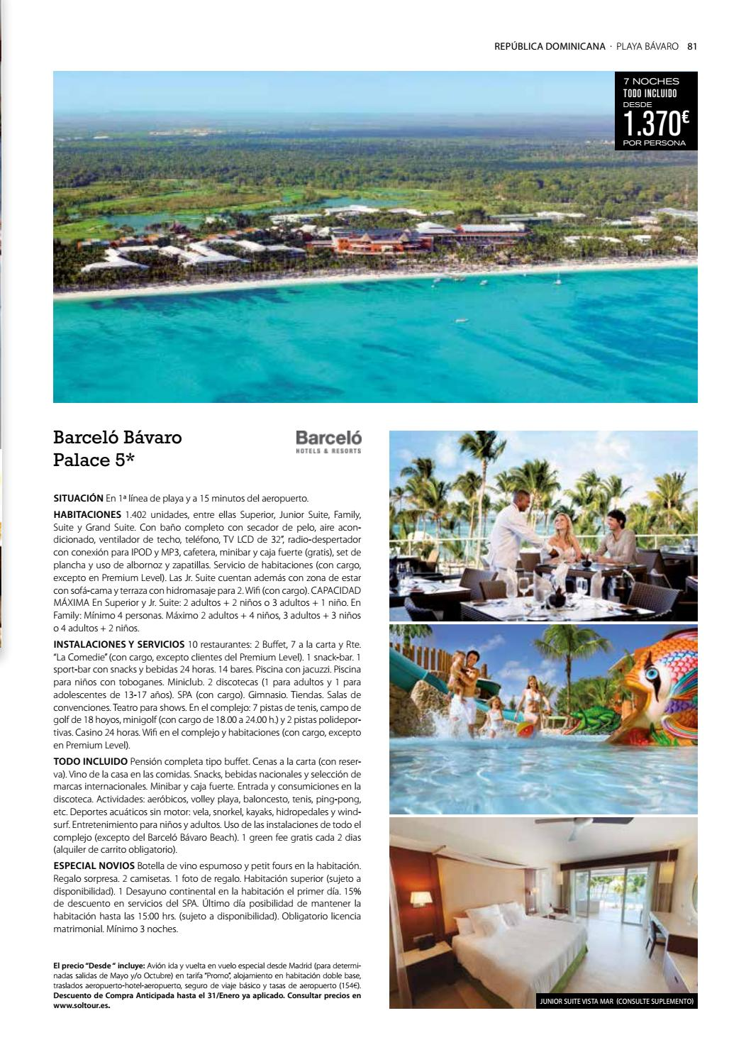 Folleto Tropical 2017 By Soltour Issuu