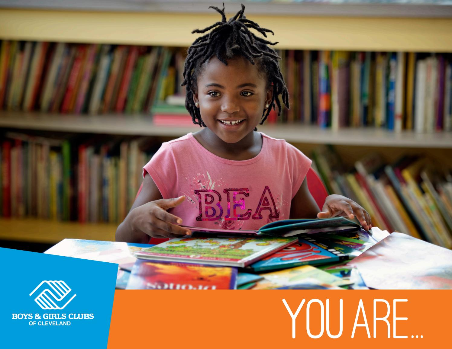 Ina Mae Spivey Amazing 2012-2013 boys & girls clubs of indianapolis annual report