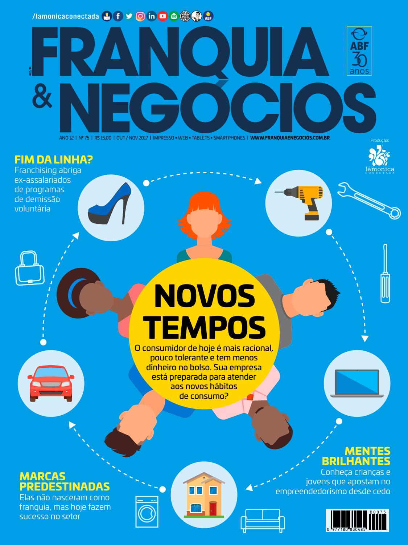 Revista Franquia   Negócios ABF nº 75 by Editora Lamonica Conectada - issuu 3291426446