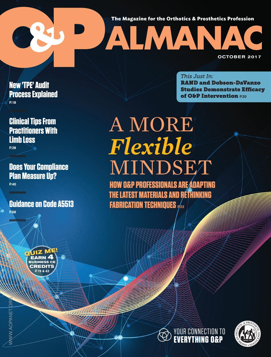 ec1a8f0672 October 2017 O&P Almanac by AOPA - issuu