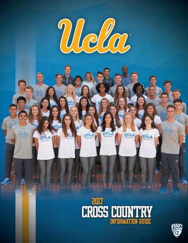 2017 UCLA Cross Country Information Guide by UCLA Athletics - issuu