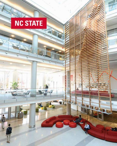 2017 18 On Campus Brochure By Nc State Enrollment Management And Services Issuu