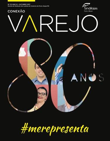 Conexão Varejo Especial 80 anos by Sindilojas Porto Alegre - issuu e6368eb40b
