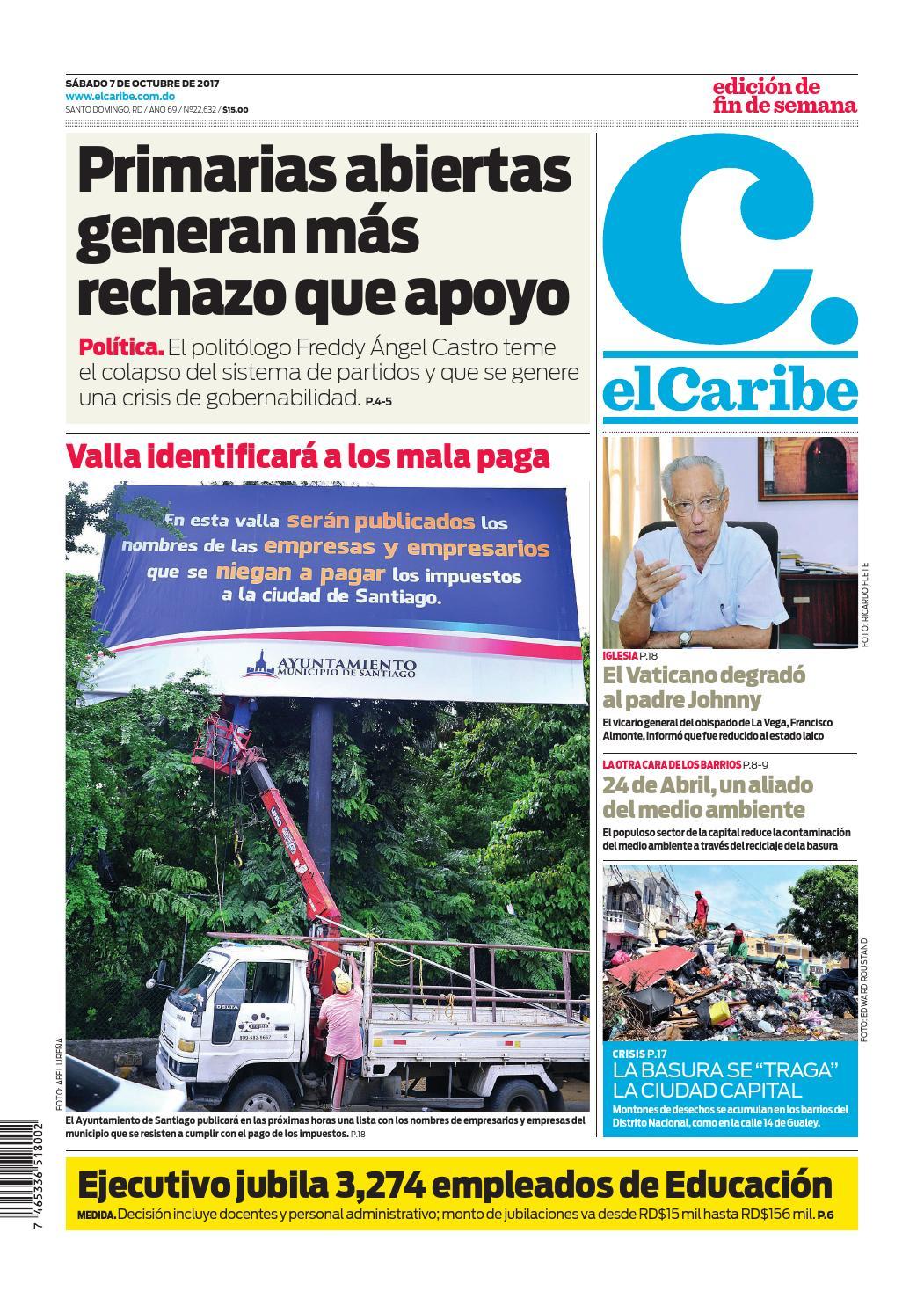 best website 125a3 eff7c elCaribe by Multimedios del Caribe - issuu