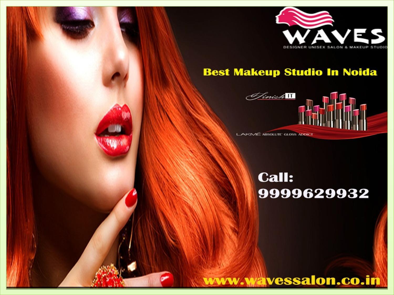 Outstanding Makeup Studio in Noida   Unisex Salon Delhi NCR