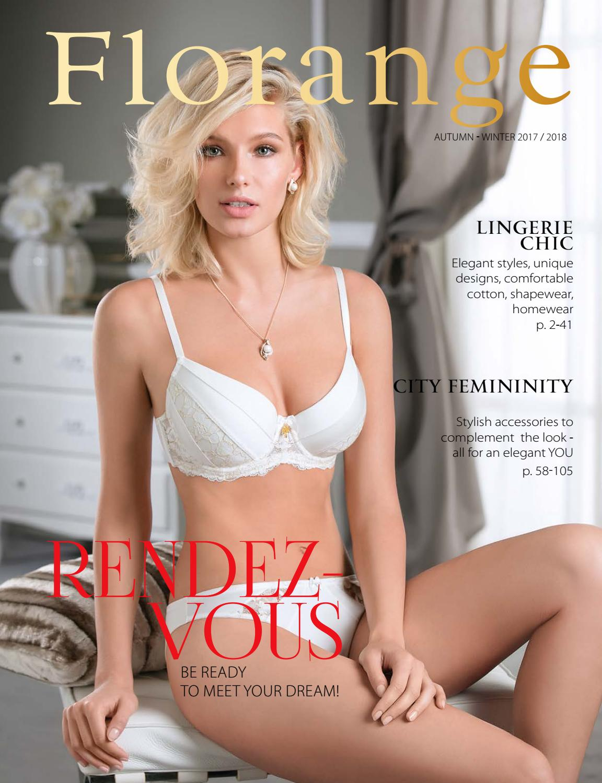 Catalogo lingerie Faberlic florange