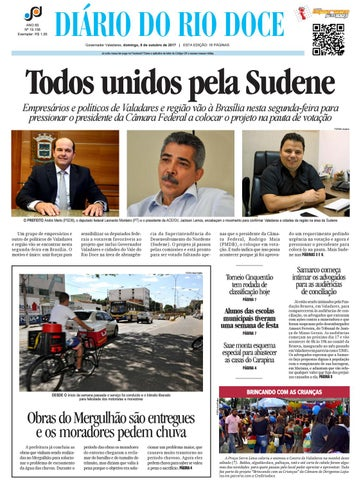 d12888c994e Diário do Rio Doce - Edição de 10 08 2016 by Diário do Rio Doce - issuu