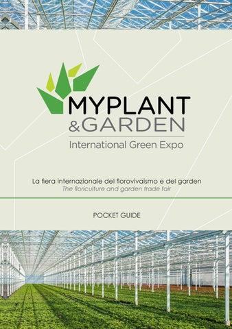 Catalogo Espositori Myplant Garden 2016 By Myplant Garden Issuu