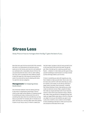 Page 27 of Stress Less