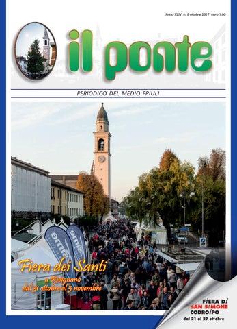 Il Ponte Codroipo N09 Ottobre 2017 By Il Ponte Issuu