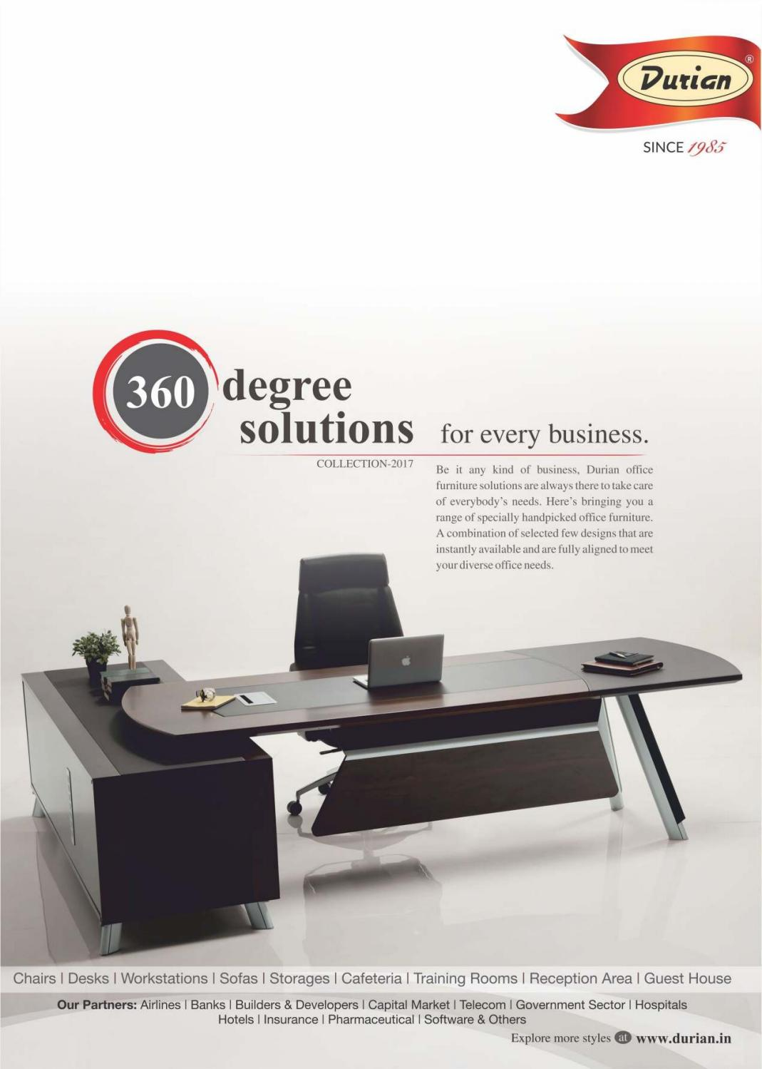 Office Solutions For Every Business At Durian By Furniture Issuu