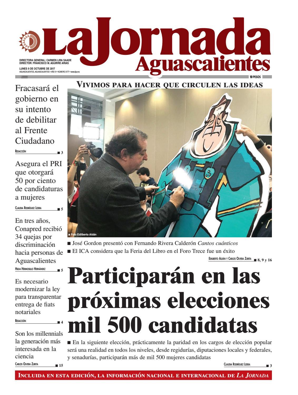 LJA09102017 by La Jornada Aguascalientes - issuu