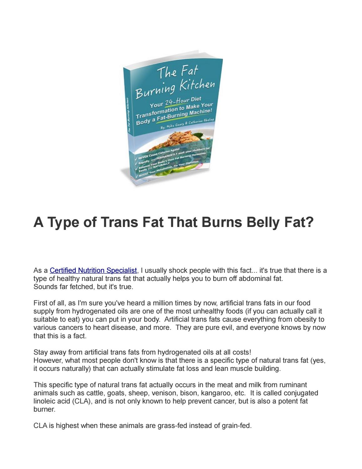 What should i eat to lose tummy fat