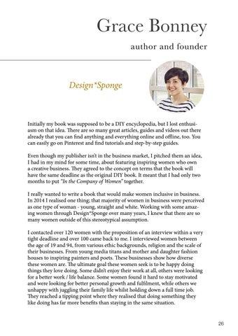 Page 26 of Inspiring women
