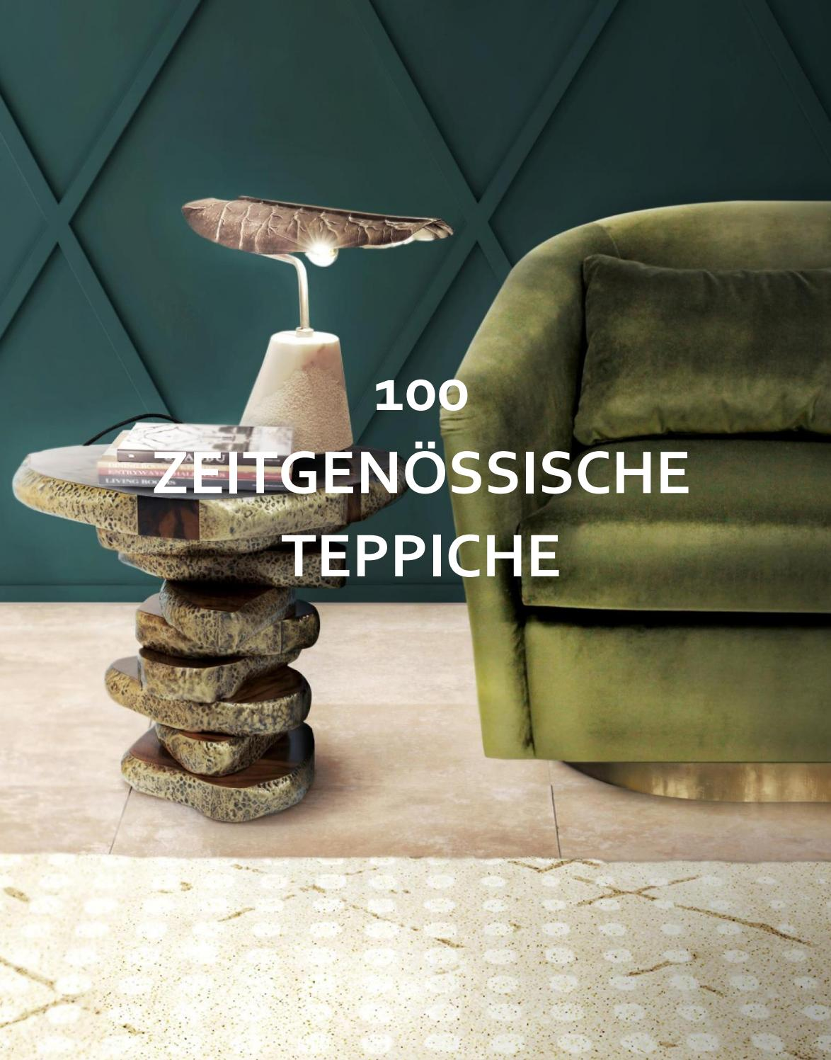 100 Zeitgenossische Teppiche By Brabbu Design Forces Issuu