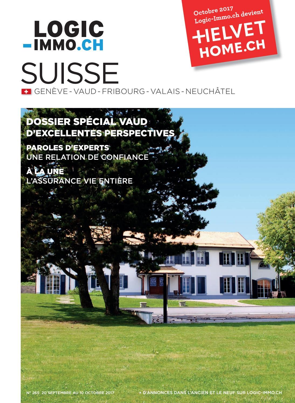 Vie Et Veranda Thoiry logic-immo.ch n°265 (du 20 septembre au 10 octobre 2017)