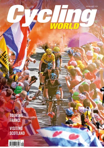 Cw march 2017 by Cycling World - issuu 77b5a98c4
