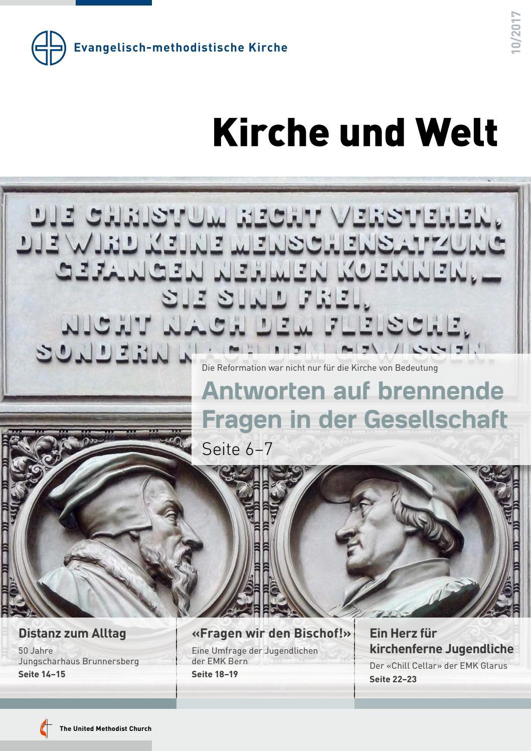 Kirche und Welt 10/2017 by Evangelisch-methodistische Kirche Schweiz ...