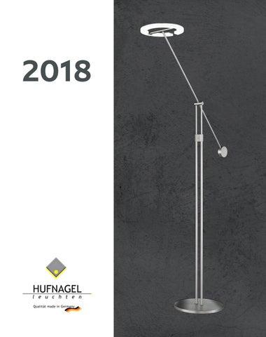 Hufnagel Leuchten Katalog 2018