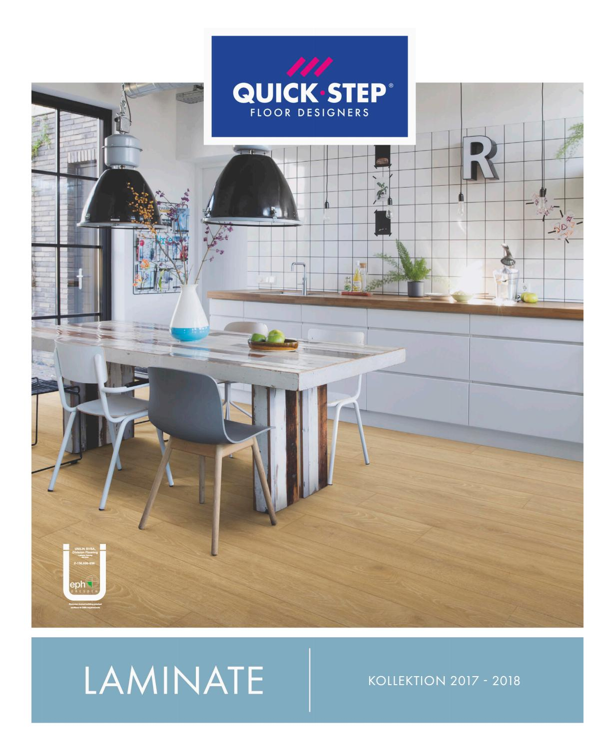 Quick-Step | 2017 | LAM | DE | Z3 by Unilin - issuu