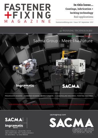 Fastener + Fixing Magazine #107 by Fastener + Fixing Magazine - issuu