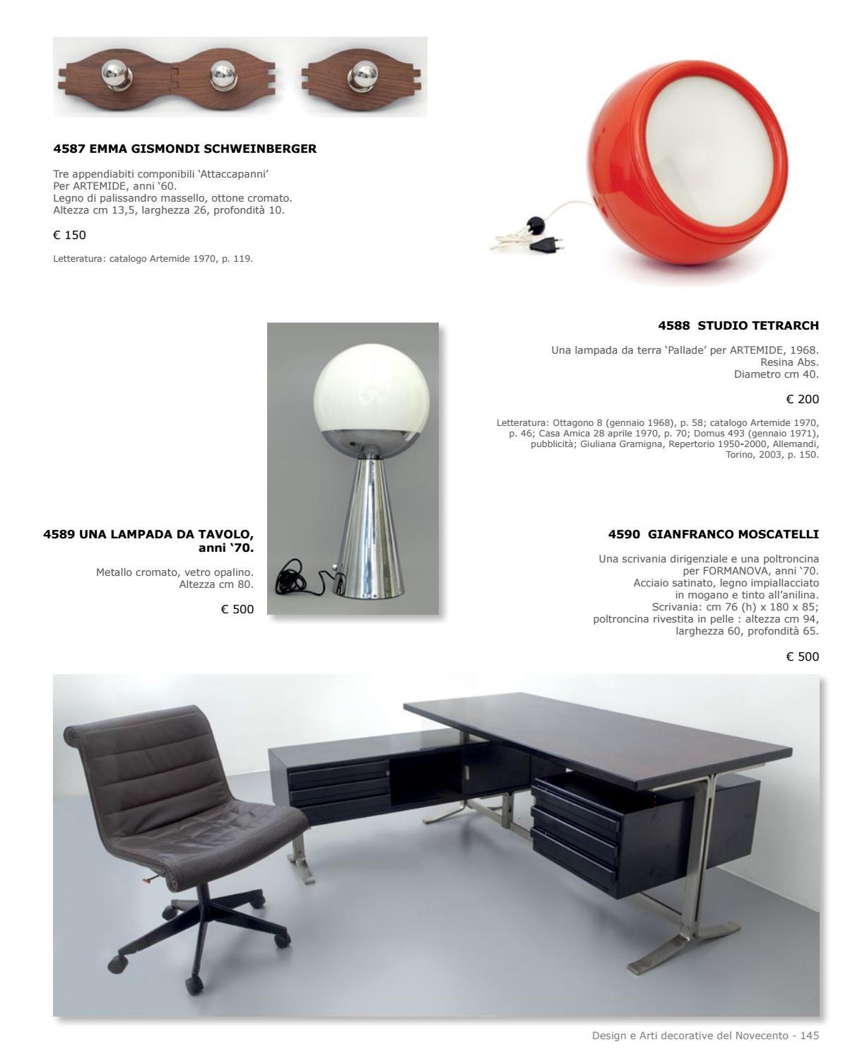 Asta Di Design By Aste Boetto Issuu
