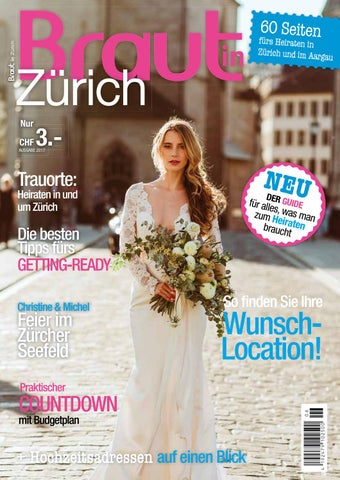 Braut In Zurich 2017 By Bruidmedia Issuu